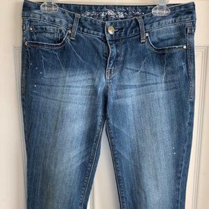 Express Jeans – Barely Bootcut